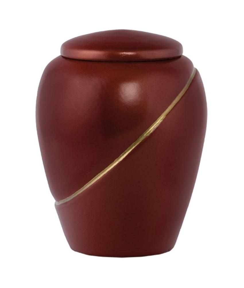 Eco urn thaïs terracotta - bio