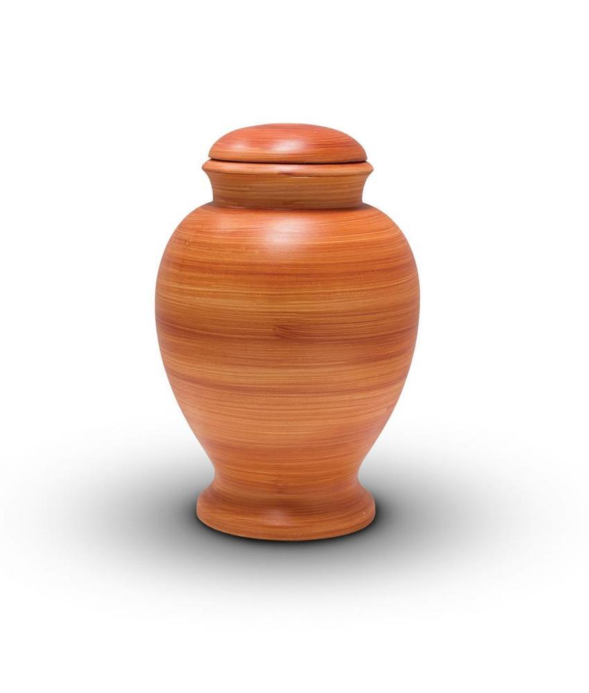 Eco urn rode amphora - bio