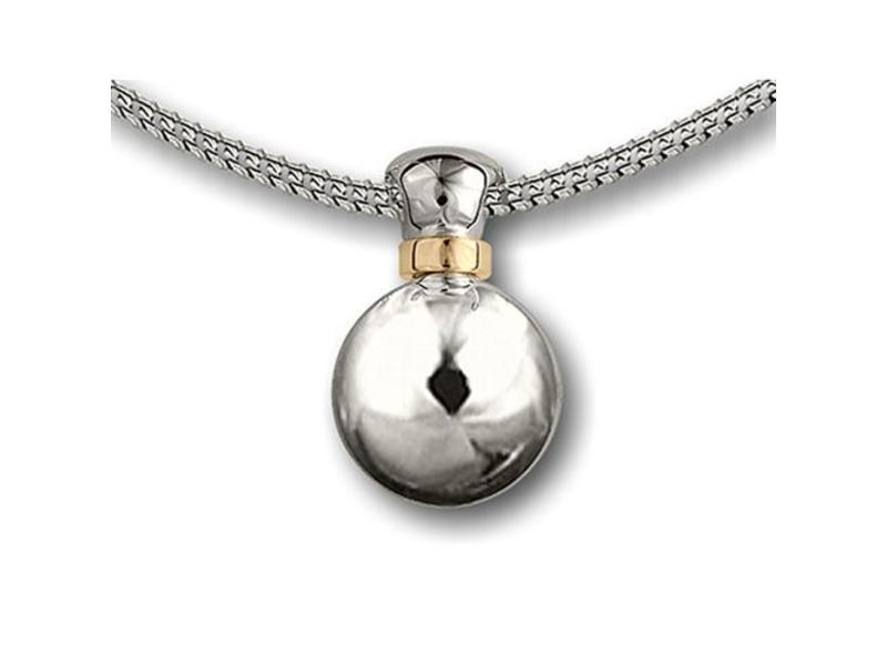 Ashanger bottle - 925 Sterling zilver