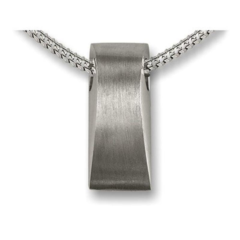 Ashanger maan - 925 Sterling zilver