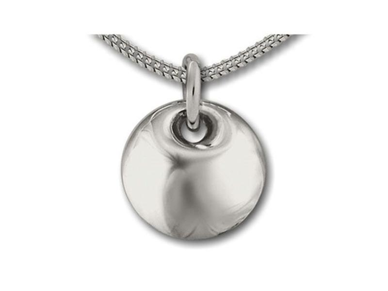 Ashanger circle - 925 Sterling zilver
