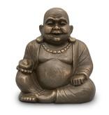 Boeddha urn groot - keramiek