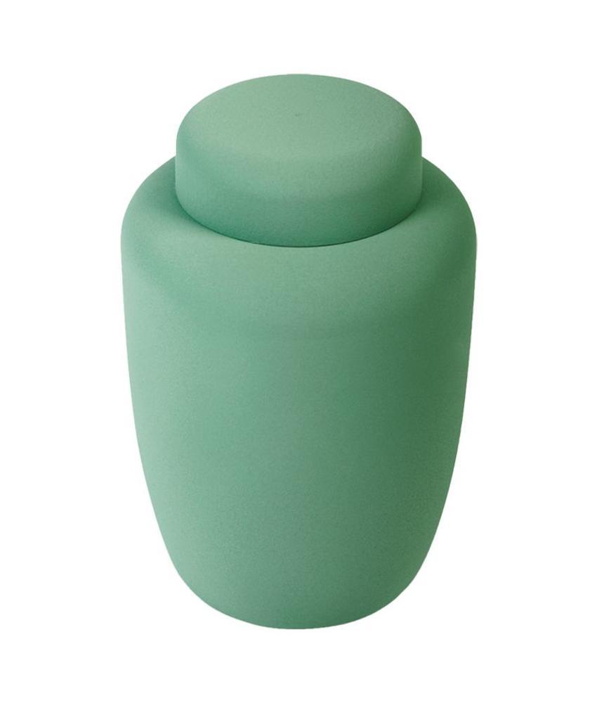 Eco urn groen - bio