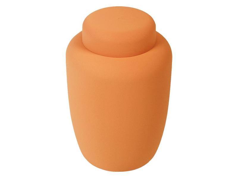 Eco urn terracotta - bio