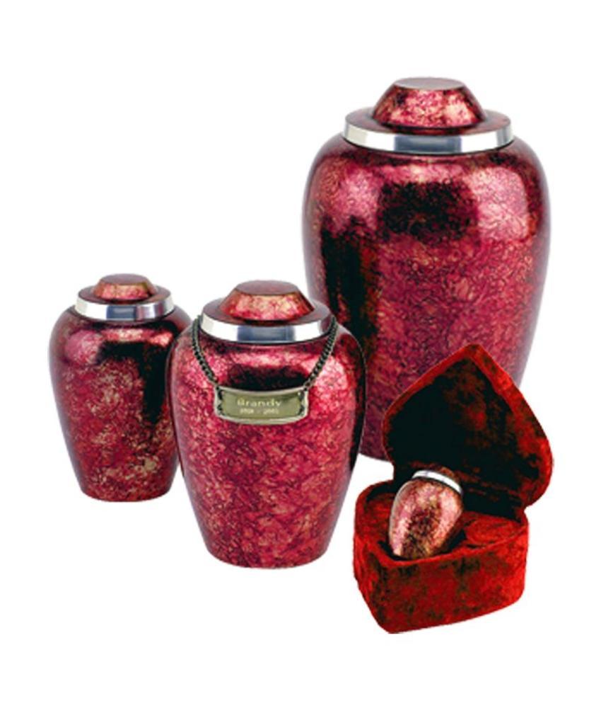 Burgundy plum alloy s- aluminium