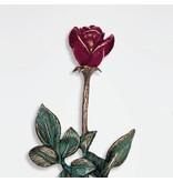 Bronzen Roos 'kleur'