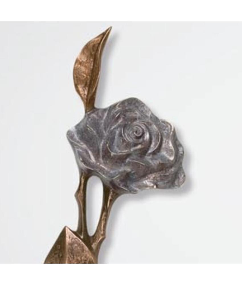 Bronzen Roos 'slank'