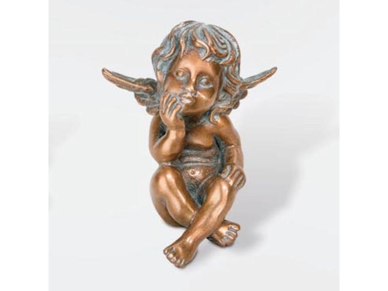 Bronzen Engel - brons