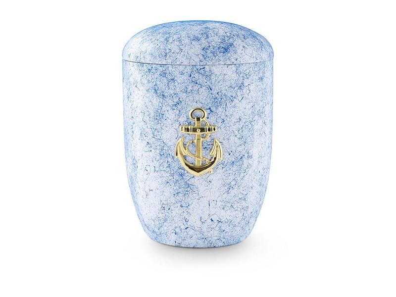Anhydriet anker zee urn - bio