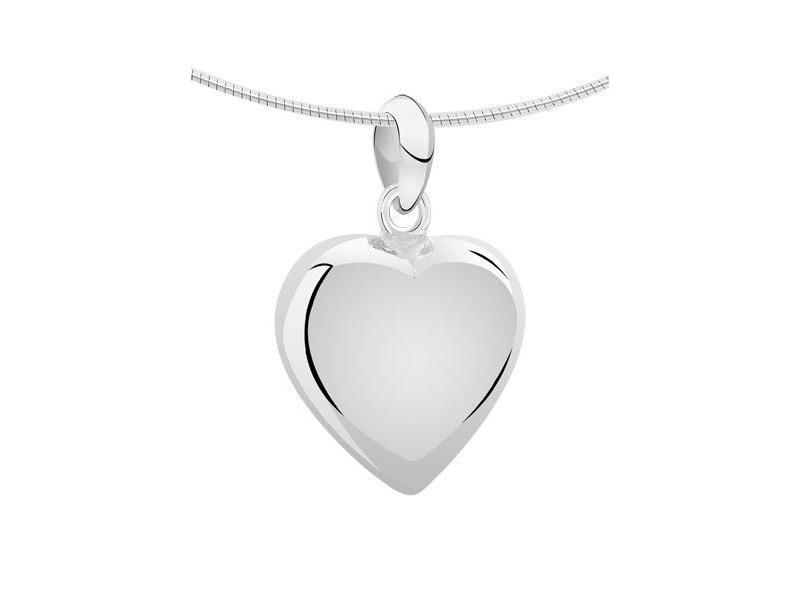 Ashanger hart medium - witgoud