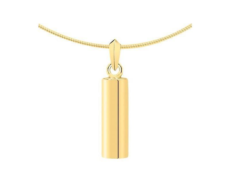 Ashanger asbus - goud