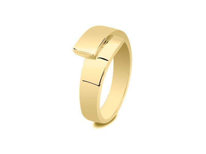 Asring modern dames - goud