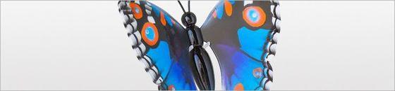 Vlinder urnen