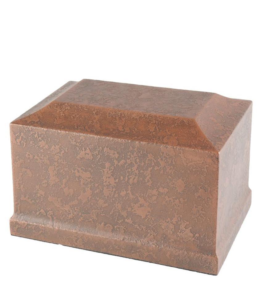 Dorchester copper urn groot - polyresin