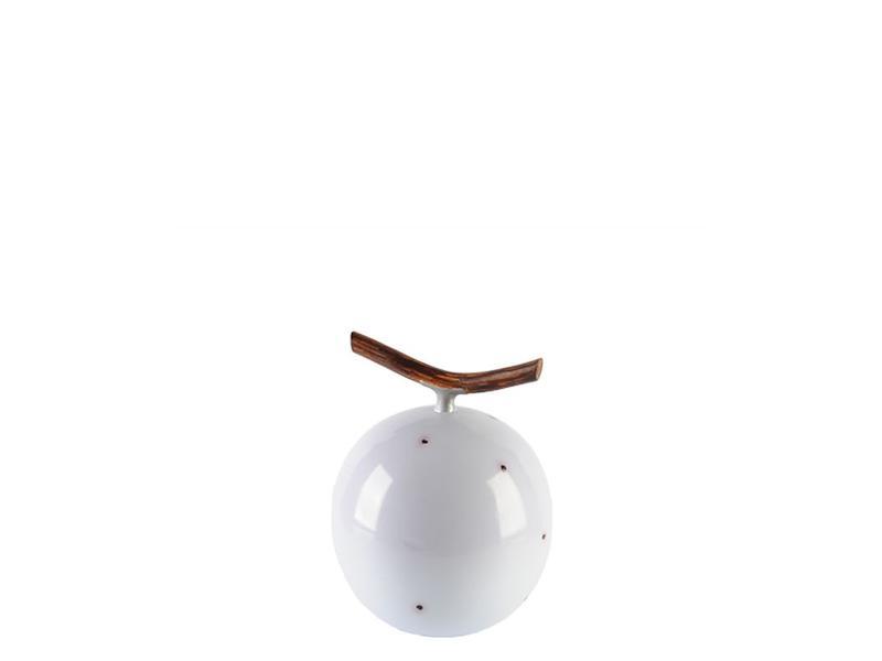 Fruitful urn lavendel klein - polyresin