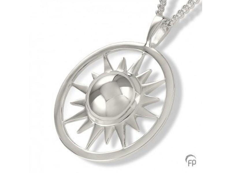 Ashanger zon - 925 Sterling zilver