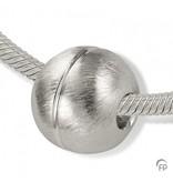 Ashanger bolvormig - 925 Sterling zilver
