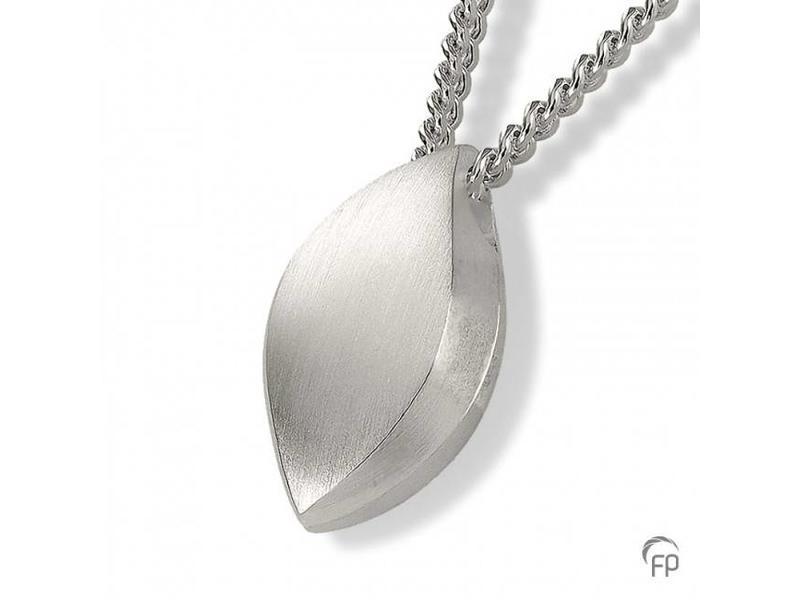 Ashanger ovaal - 925 Sterling zilver