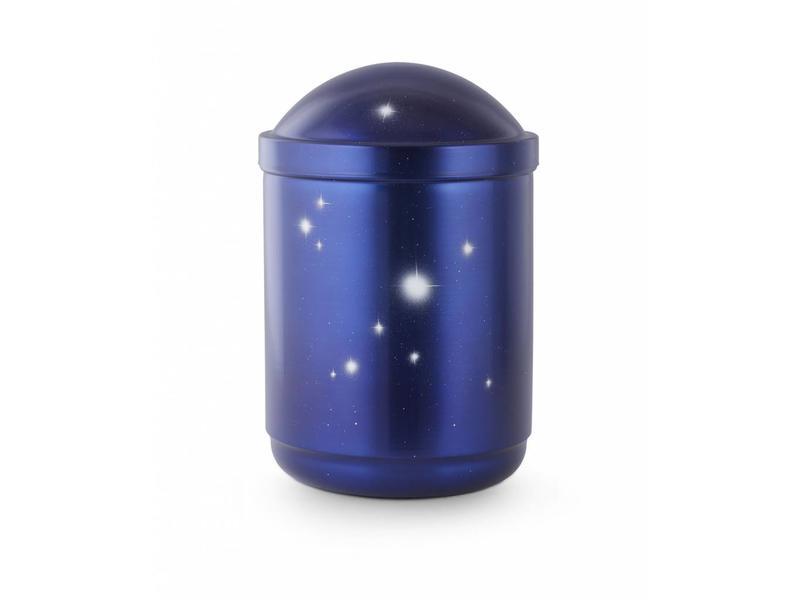 Asbus sterrenhemel - staal