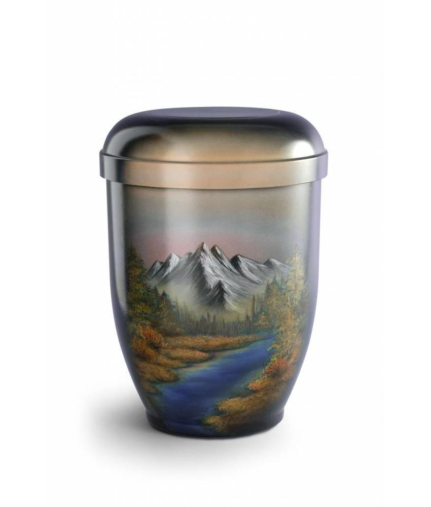 Bergvallei urn - bio