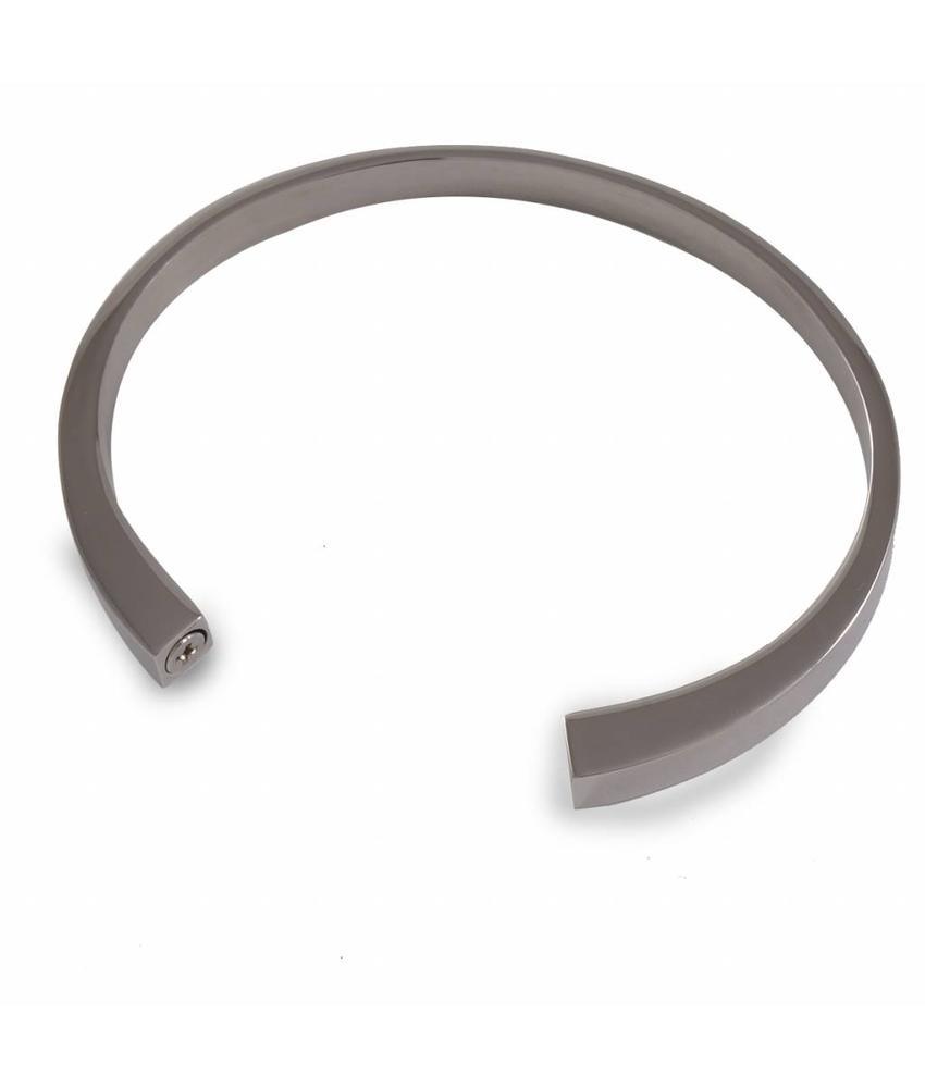 As armband modern - RVS