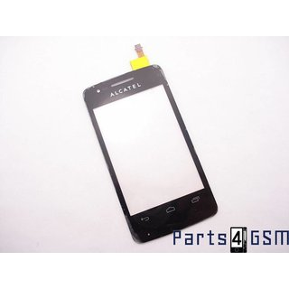 Alcatel One Touch S Pop 4030D Touchsreen Display Zwart