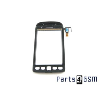 BlackBerry Torch 9860 Touchscreen Display Zwart [incl. toetsen en trackpad]