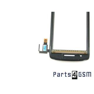 BlackBerry Torch 9860 Touchscreen Display Zwart [incl. toetsen en trackpad]