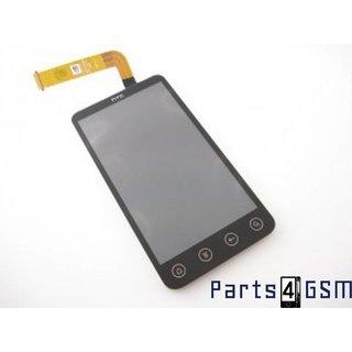 HTC Evo 3D Lcd Display Module, Zwart