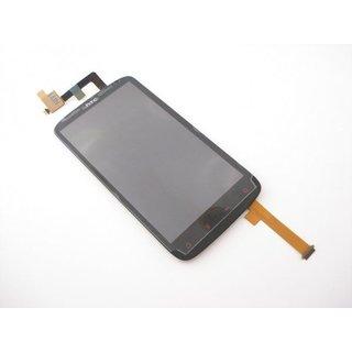 HTC Sensation XE LCD Display + Touchscreen Zwart
