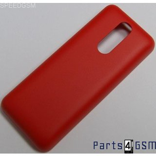 Nokia Nokia 108 Battery Cover, Red, 9448542