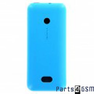 Nokia 208 Battery Cover, Blue, 02504L6