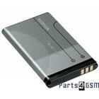Nokia BL-4C Batterij -1661, 2220 Slide, 2690, 3500 Classic, 6100, 6103, 6131, 6300,C2-05, X2