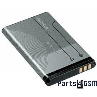 Nokia BL-4C Battery - 1661, 2220 Slide, 2690, 3500 Classic, 6100, 6103, 6131, 6300,C2-05, X2