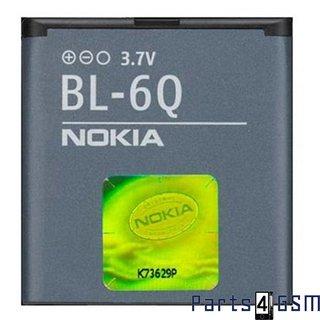 Nokia Akku, BL-6Q, 970mAh, 0670595