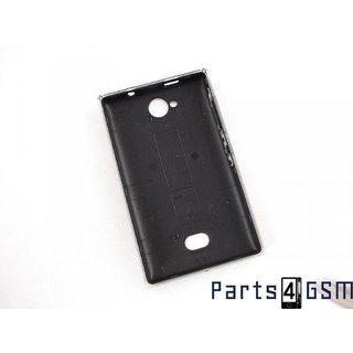 Nokia Asha 503 Battery Cover, Black, 02504J6