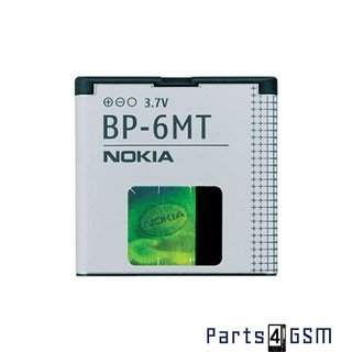 Nokia BP-6MT Battery - 6720,7230,E51,N81, N81 8GB, N82,