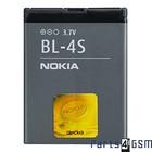 Nokia BL-4S Batterij - 2680,3600,3710,7020,7100, 7610, X3-02