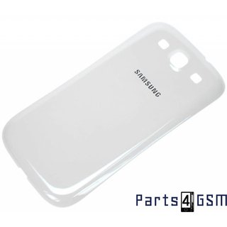 Samsung Galaxy S III i9300 Battery Cover GH98-23340B White