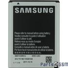 Samsung Accu, EB615268VU/EB615268VK, 2500mAh, GH43-03641A