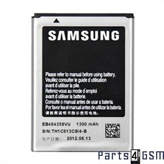 Samsung EB464358VU Battery, Galaxy Mini 2 S6500, Galaxy Y Duos S6102, 1300mAh, EB464358VU