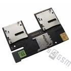 HTC Simkaartlezer Desire 500 Dual Sim 5060, 51H20565-00M