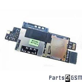 HTC Desire HD G10 Simkaart, MicroSD Flex Connector