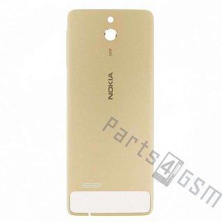 Nokia 515 Dual SIM Battery Cover, Gold, 02507Q2