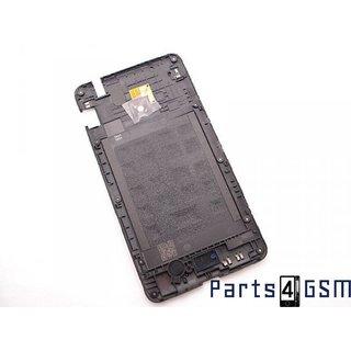 Nokia Lumia 1320 Middenbehuizing, Zwart, 8003300