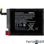 Nokia Battery, BV-4BW, 3500mAh, 0670687
