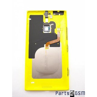 Nokia Lumia 1520 Achterbehuizing, Geel, 00810N5