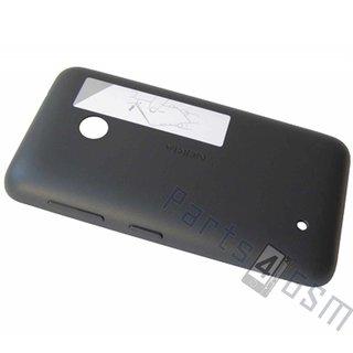 Nokia Lumia 530 Achterbehuizing, Grijs, 02507L0