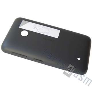 Nokia Lumia 530 Back Cover, Grey, 02507L0