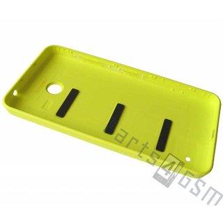 Nokia Lumia 630 Battery Cover, Yellow, 02506C3